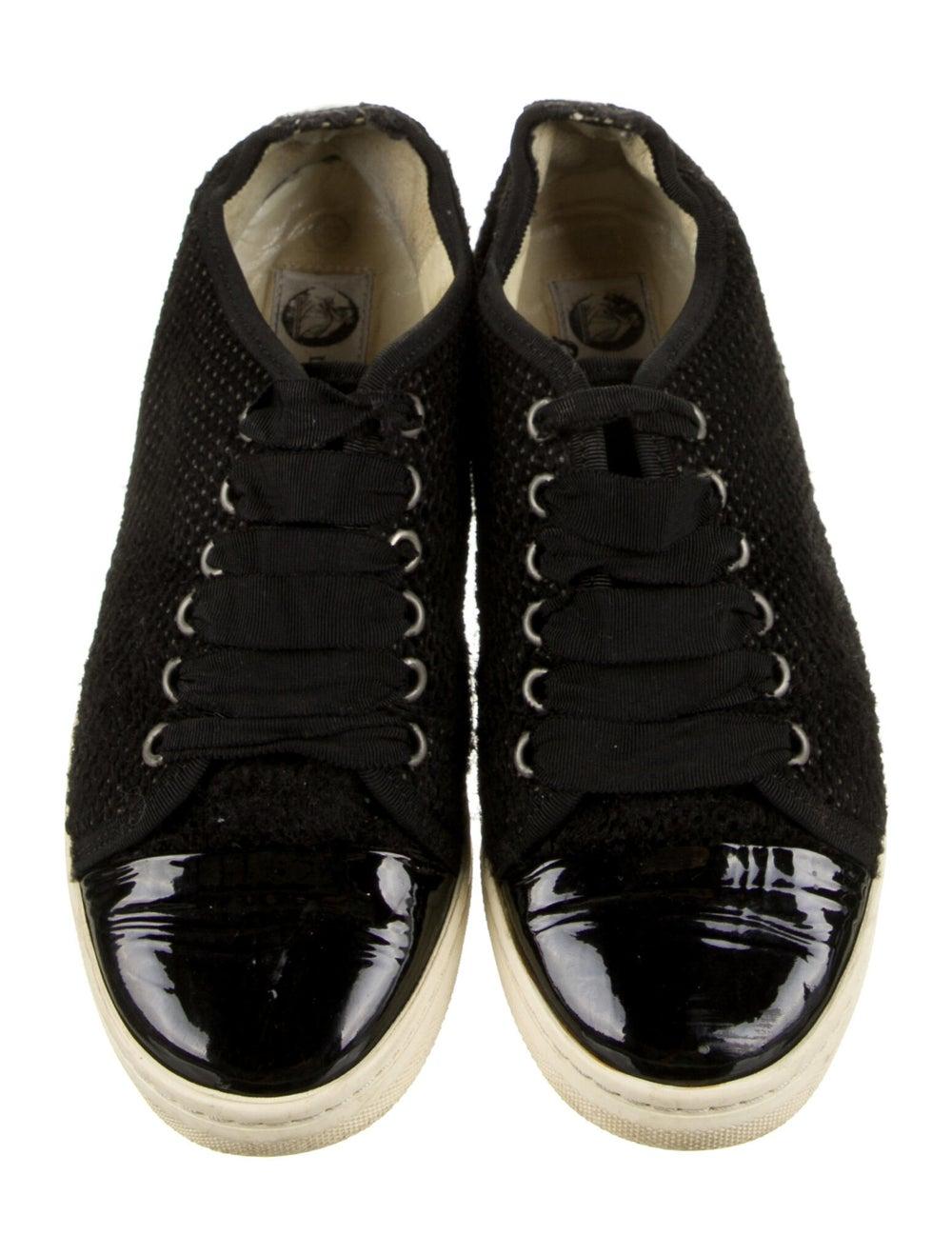 Lanvin Sneakers Black - image 3