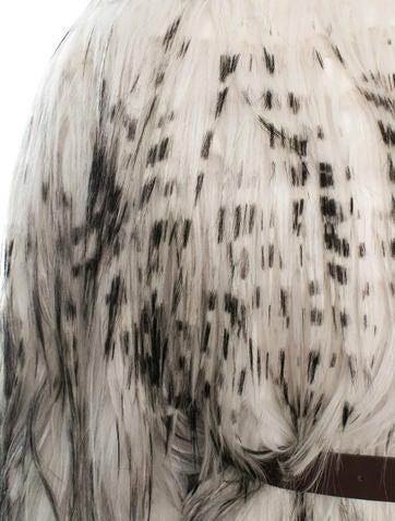 Goat Hair Coat