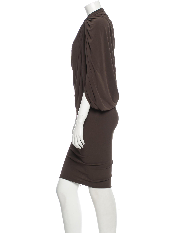 Lanvin Dress Clothing Lan34097 The Realreal