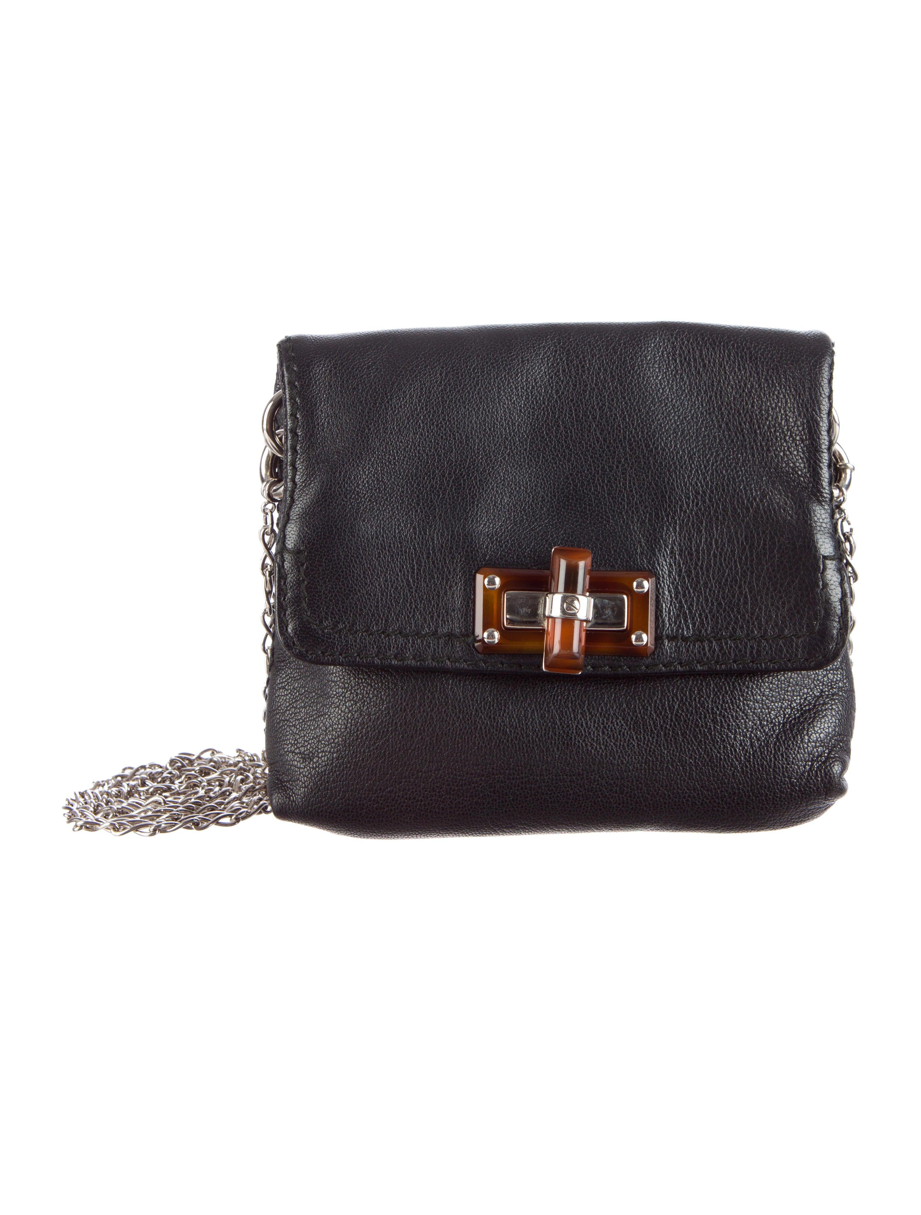 1de7b530b Lanvin Mini Pop Happy Crossbody Bag - Handbags - LAN38418 | The RealReal