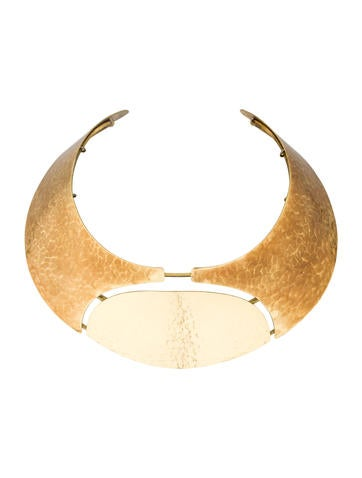 Oracle Choker Necklace