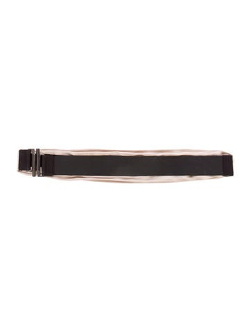 Silk Waist Belt