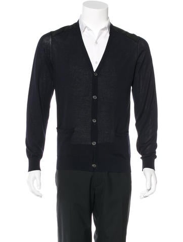 Lanvin Lightweight V-Neck Cardigan None