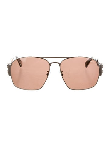 Lanvin Tinted Oversize Sunglasses w/ Tags