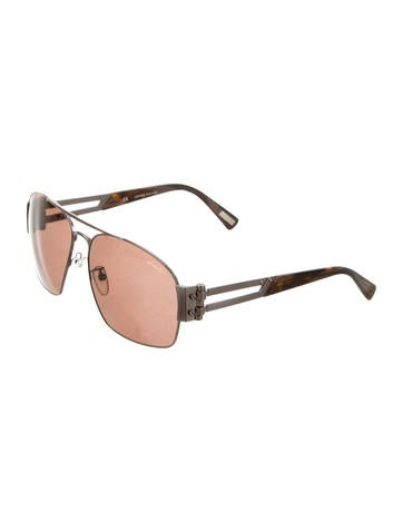 Tinted Oversize Sunglasses w/ Tags