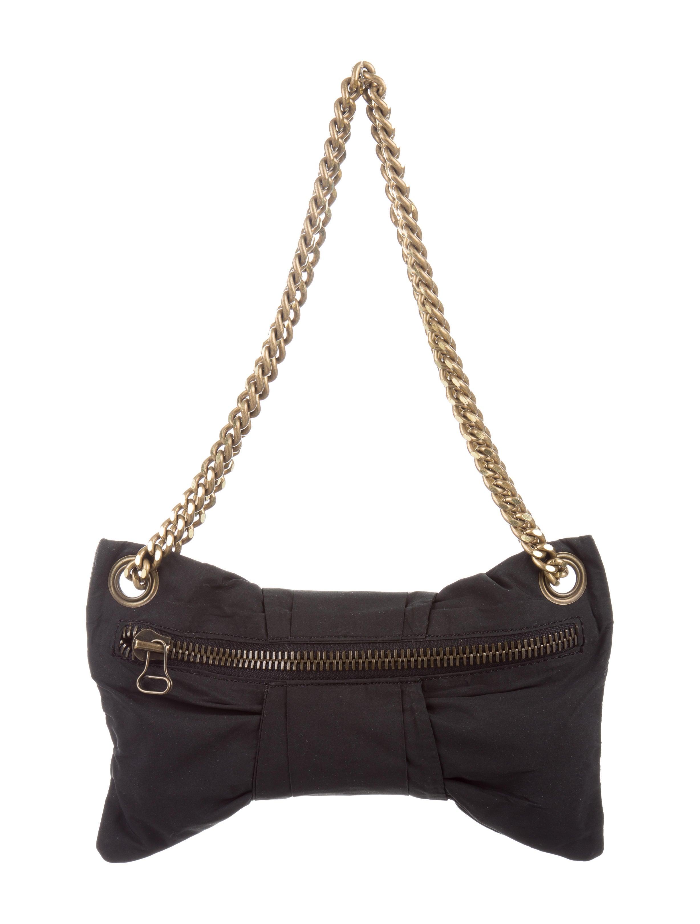Shoulder Bag Nylon 34