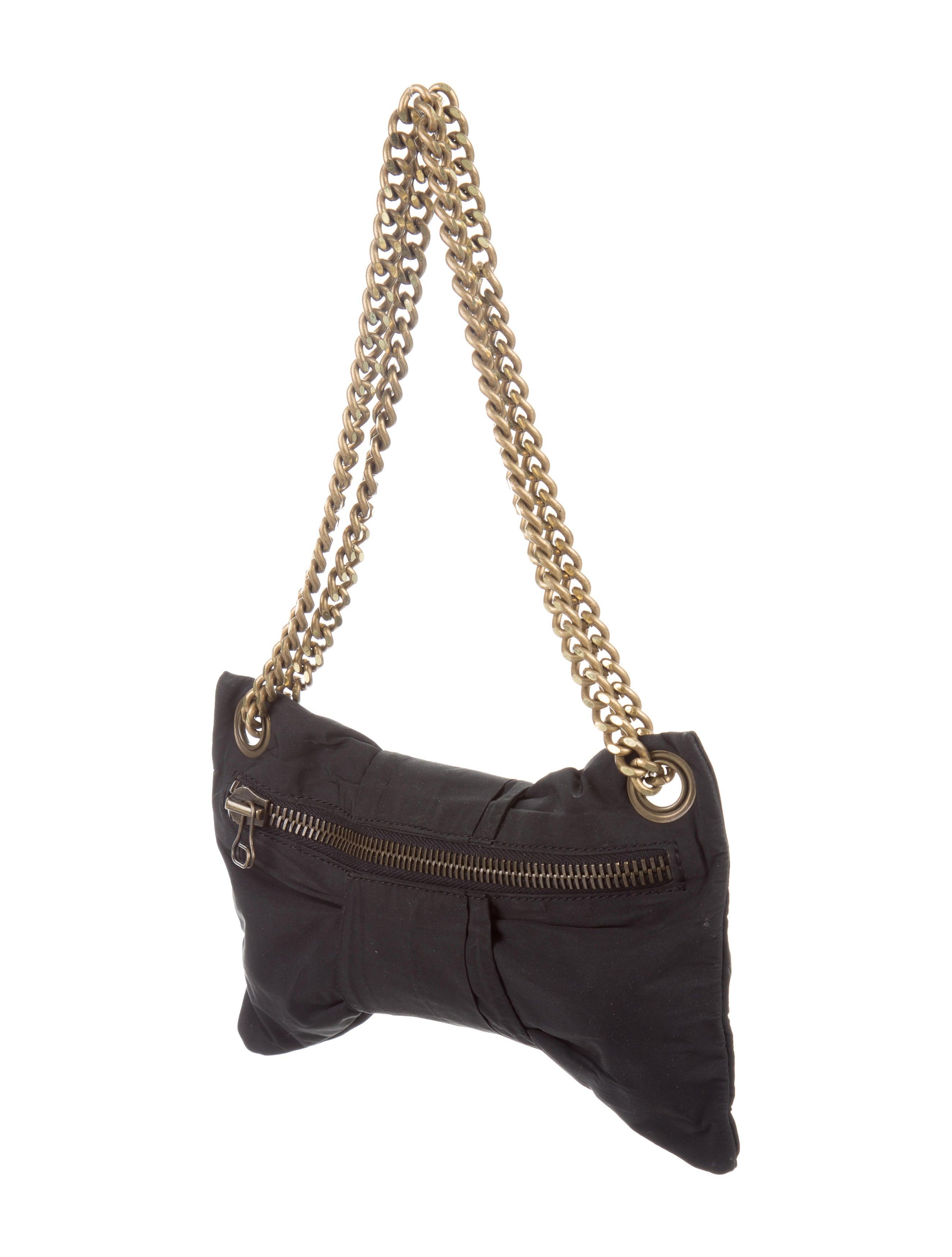 Shoulder Bag Nylon 119