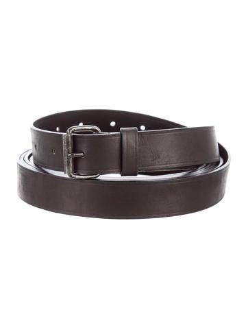 lanvin leather wrap around belt accessories lan61933