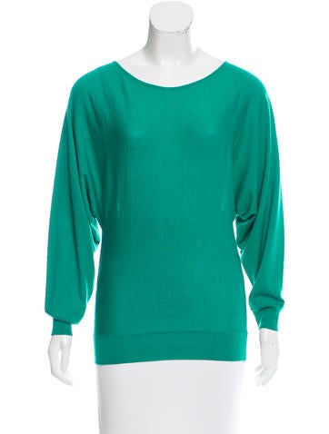 Lanvin Wool Dolman Sweater None