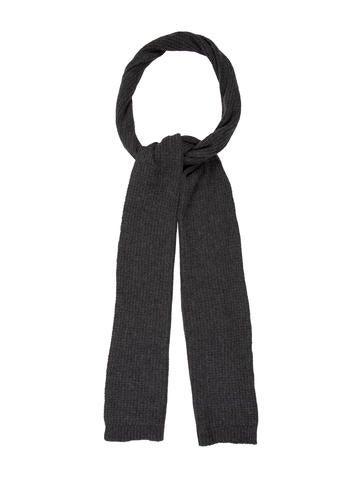 Lanvin Knit Cashmere Scarf None