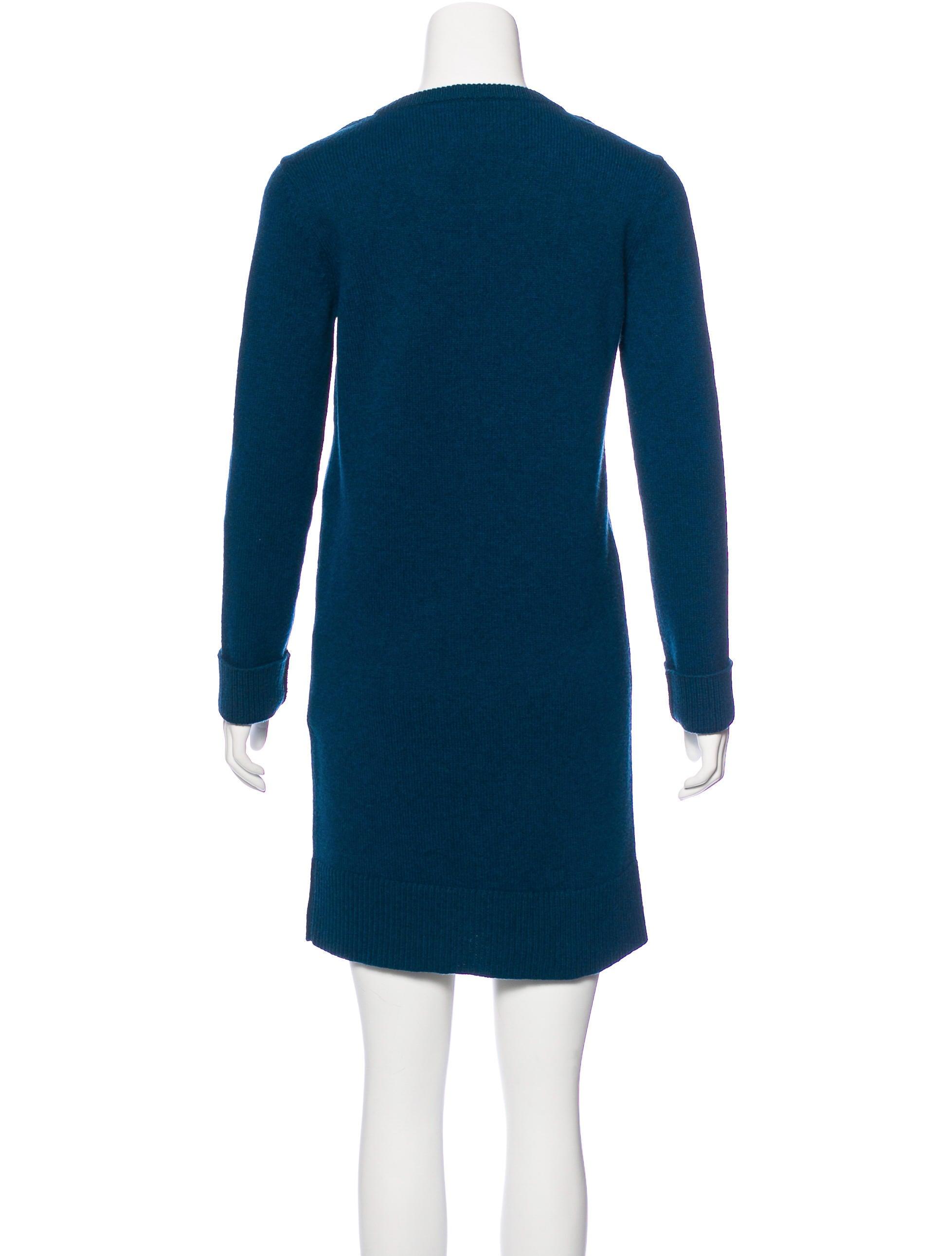 Lanvin Wool Sweater Dress - Clothing - LAN63438 | The RealReal