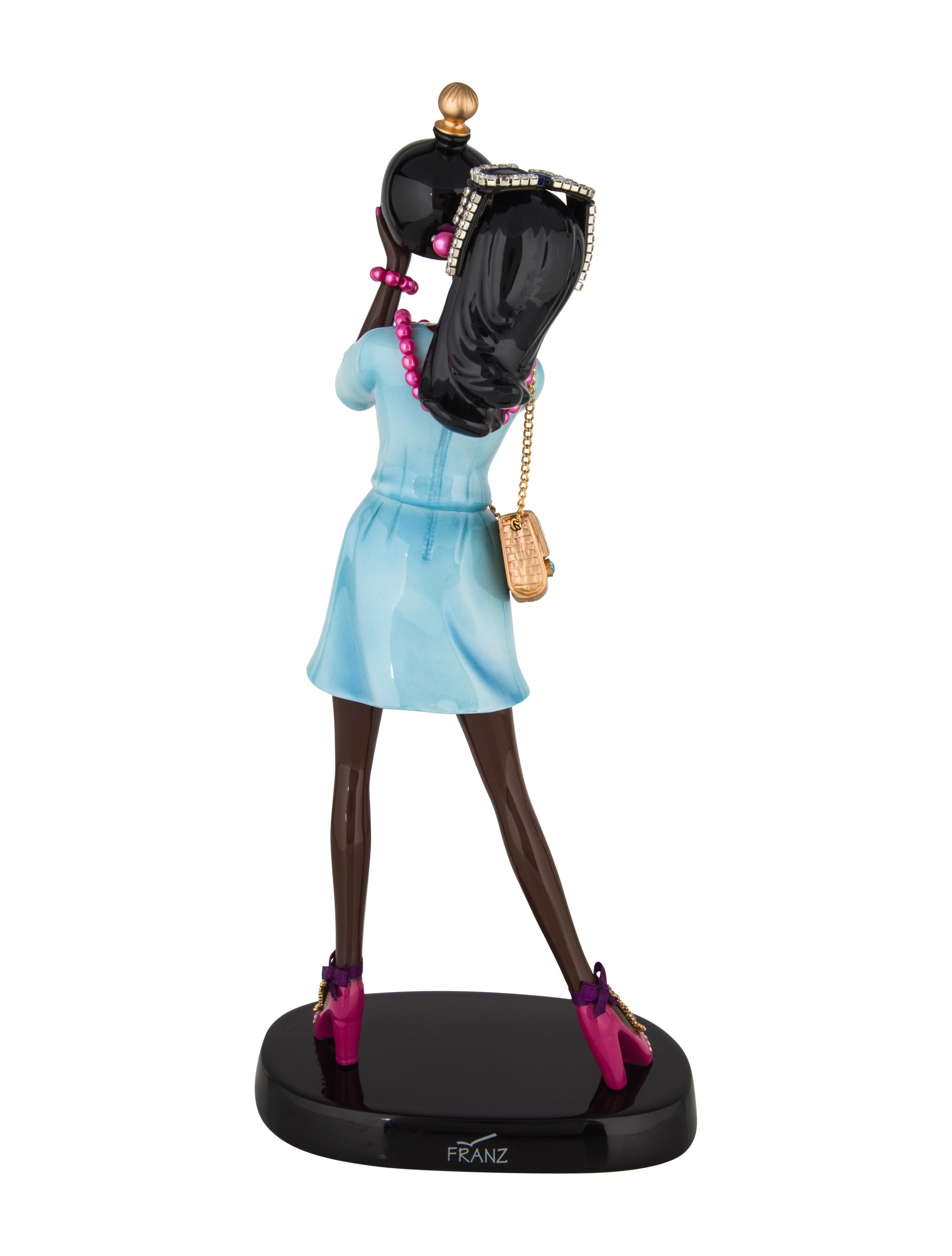 Lanvin Miss Lanvin 16 Porcelain Doll Decor And