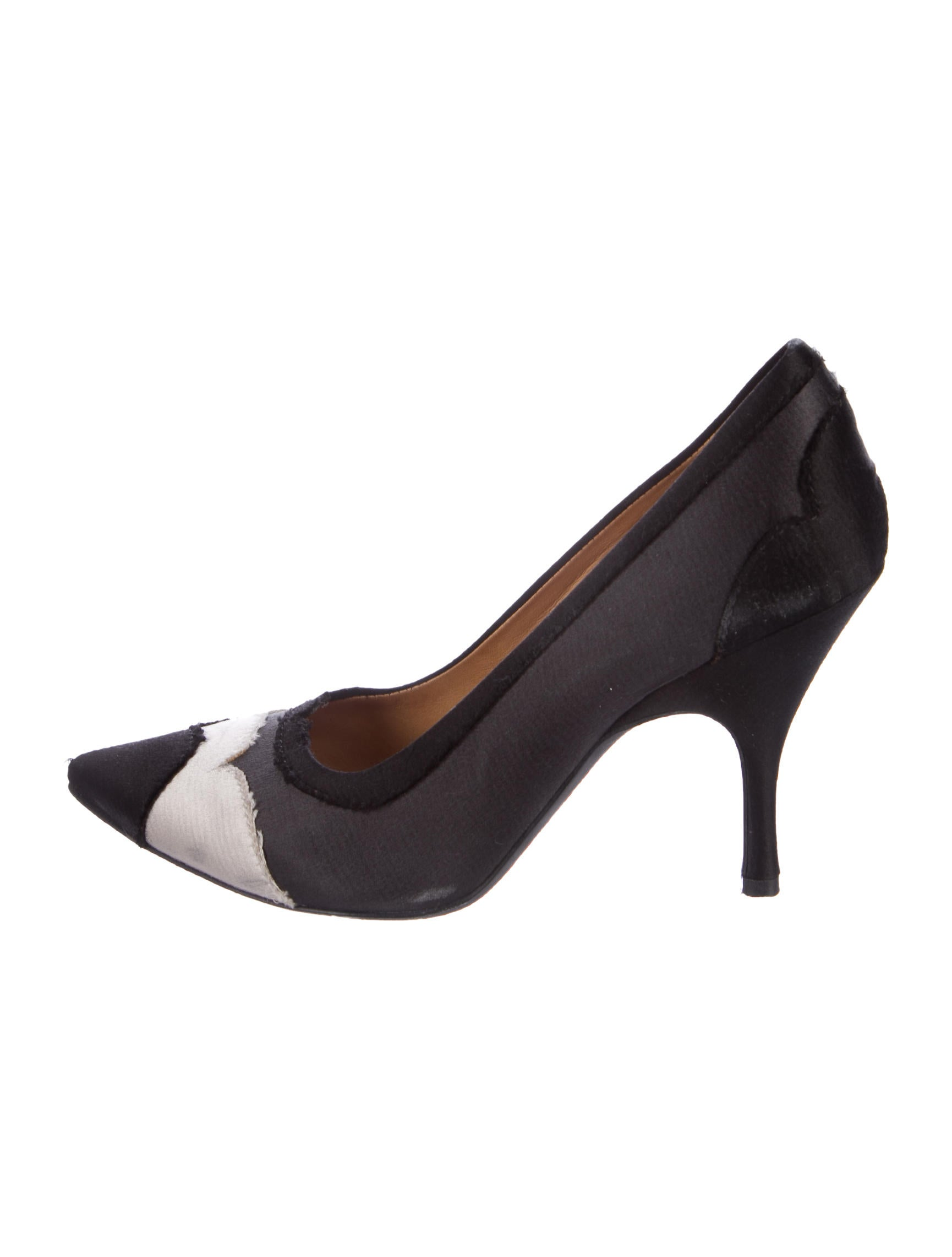 cheap pick a best Lanvin Satin Pointed-toe Pumps best seller latest collections recommend online cheap sale fashion Style n34mQrUJ4M