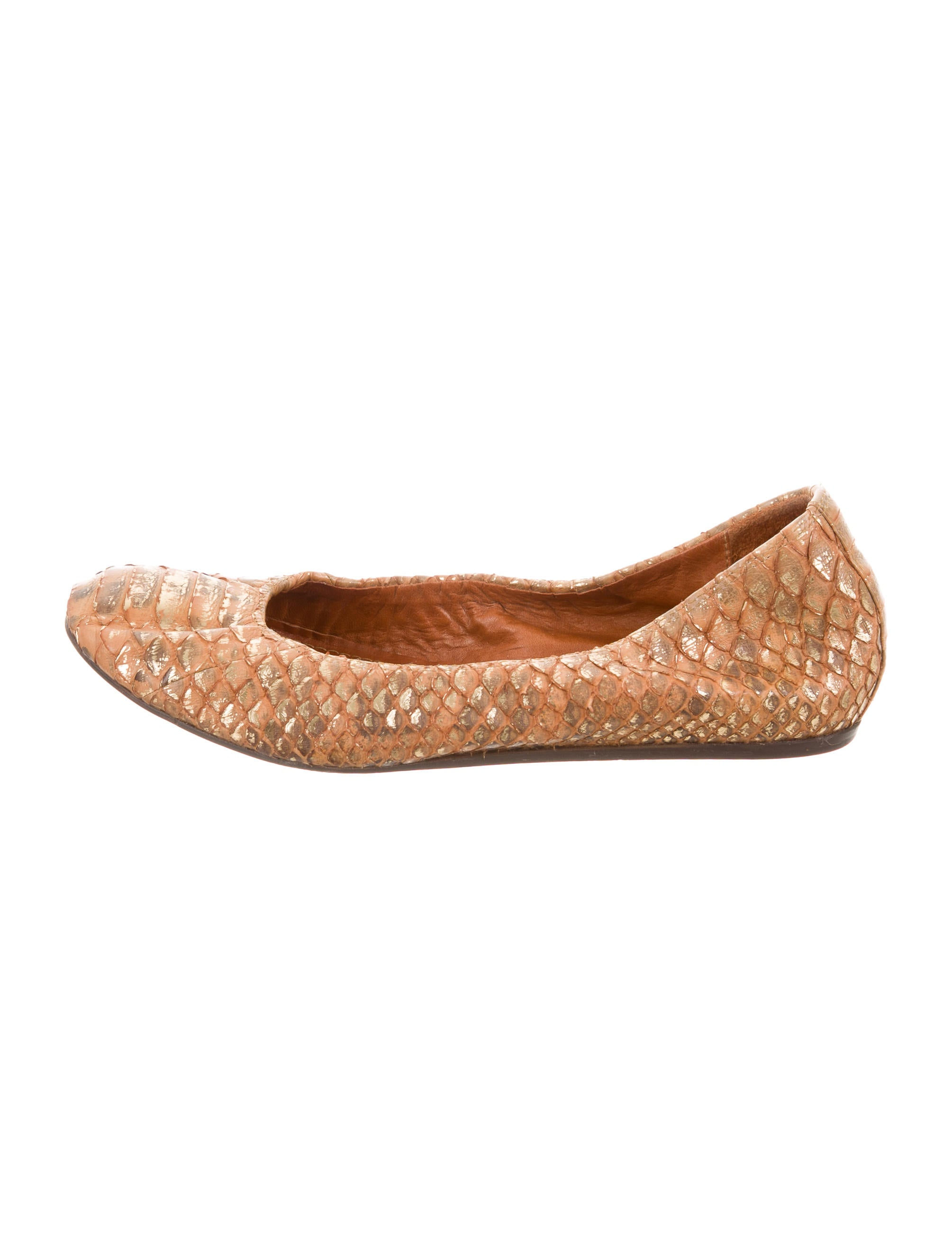 genuine online sale for sale Lanvin Python Round-Toe Loafers cheap sale pictures factory outlet sale online YDSPw6i