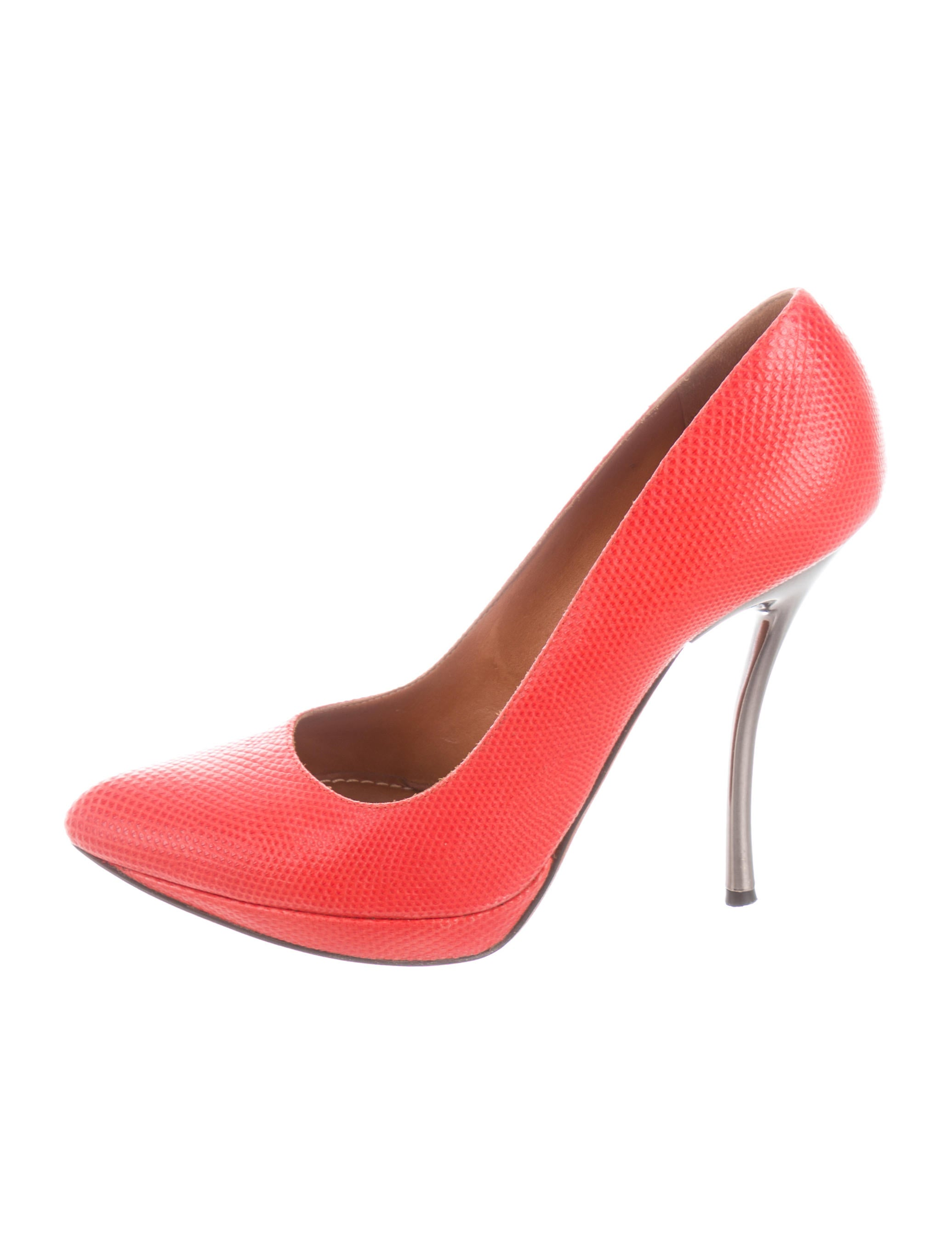 Lanvin Karung Pointed-Toe Pumps really online cheap sale pictures prices cheap price cheap sale hot sale discount shop for jjswDr