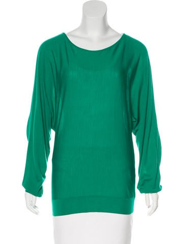 Lanvin Knit Wool Top None