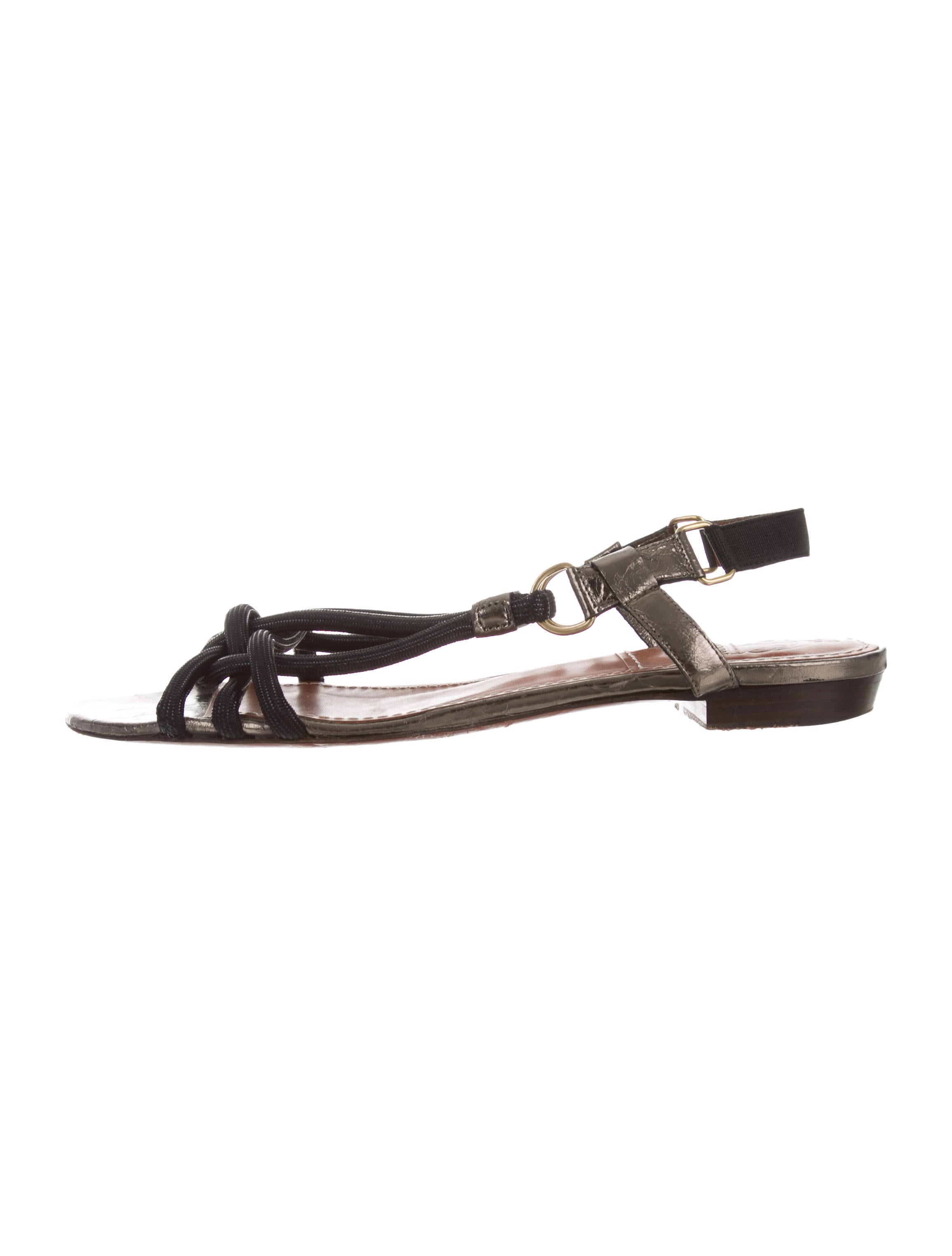 buy cheap shop Lanvin Woven Multistrap Sandals cheap hot sale discount best place lowest price cheap price eastbay for sale UETlGfruew