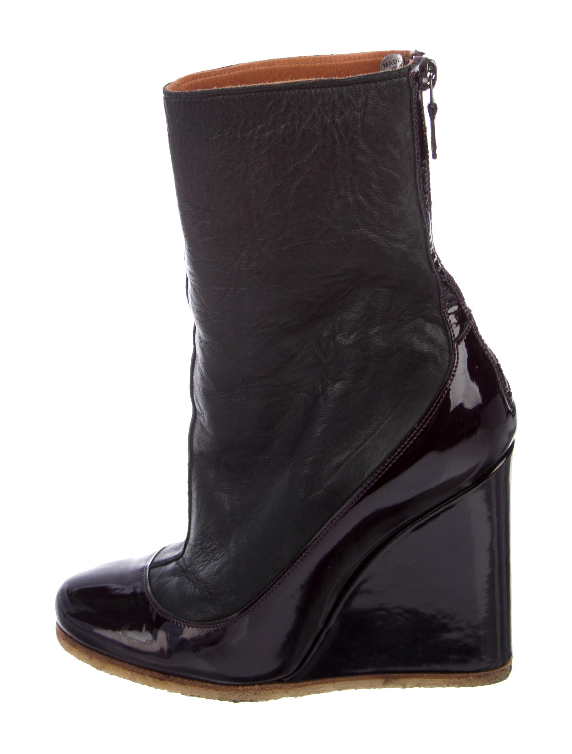 tumblr cheap price Lanvin Mid-Calf Wedge Boots cheap sale big sale cheap sale brand new unisex cost cheap price footlocker finishline online iQJFeQ