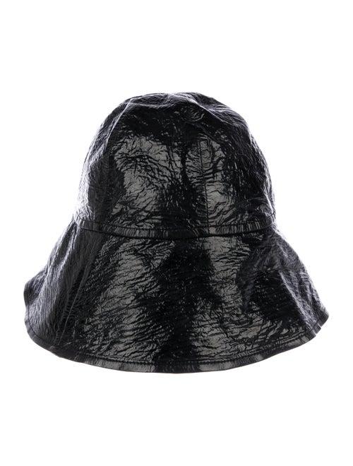 Lanvin Patent Leather Bucket Hat w  Tags - Accessories - LAN91504 ... 16fba2b4936