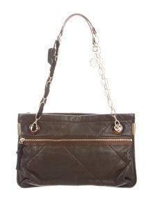 4b2ca86743d6 Leather Happy Bag. $245.00 · Lanvin