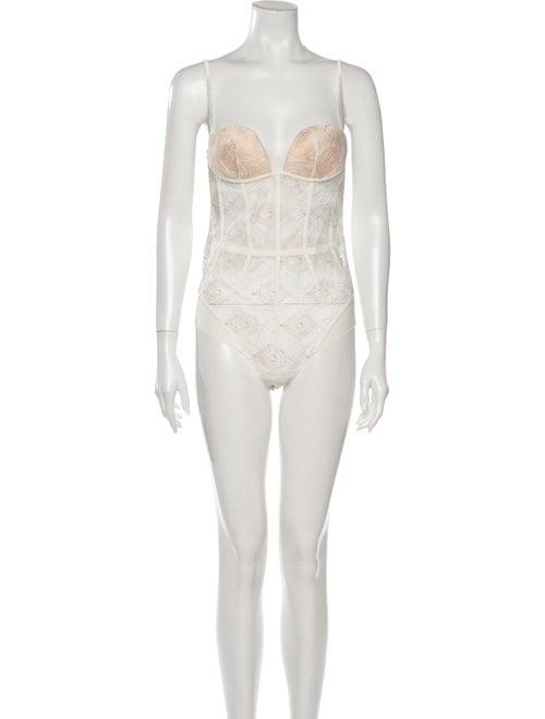 La Perla Strapless Bodysuit