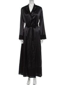 La Perla Silk Long Dress