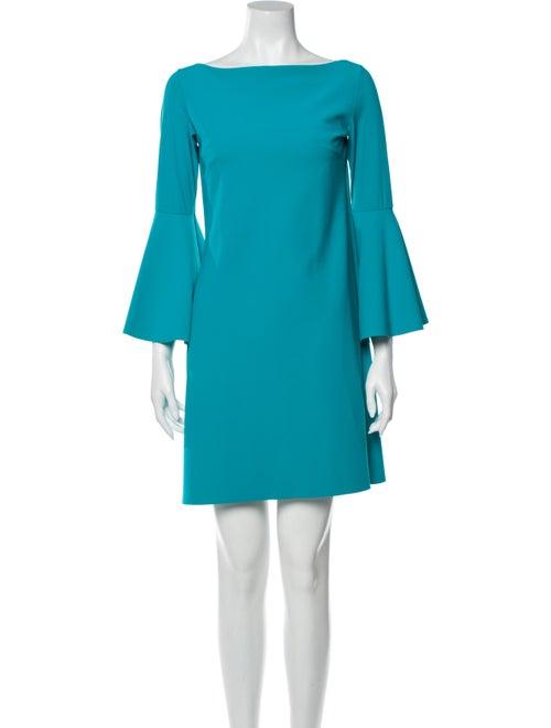 La Petite Robe di Chiara Boni Bateau Neckline Mini