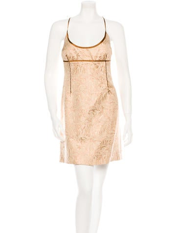Lela Rose Embellished Dress None