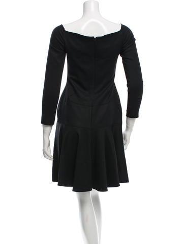 Long Sleeve A-Line Dress w/ Tags