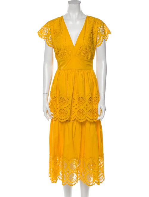 Lela Rose 2020 Long Dress Rose