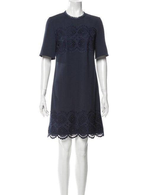 Lela Rose 2020 Mini Dress Rose