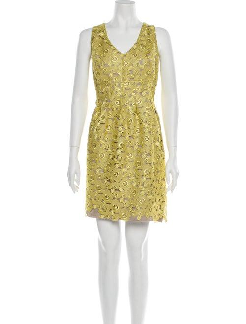 Lela Rose Vintage Mini Dress w/ Tags Rose