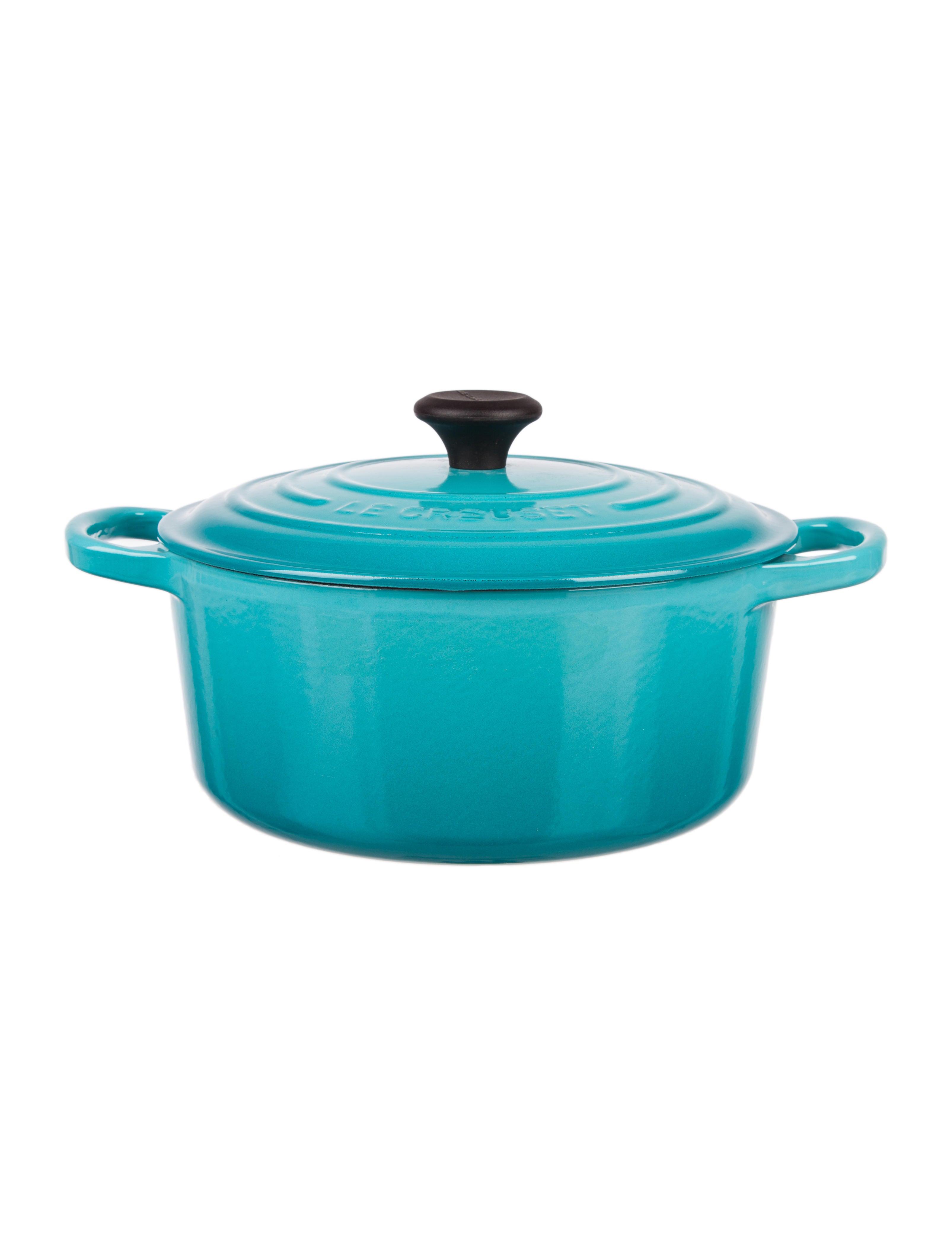 Le Creuset 4-Piece Cast Iron Cookware Set - Tabletop And Kitchen ...
