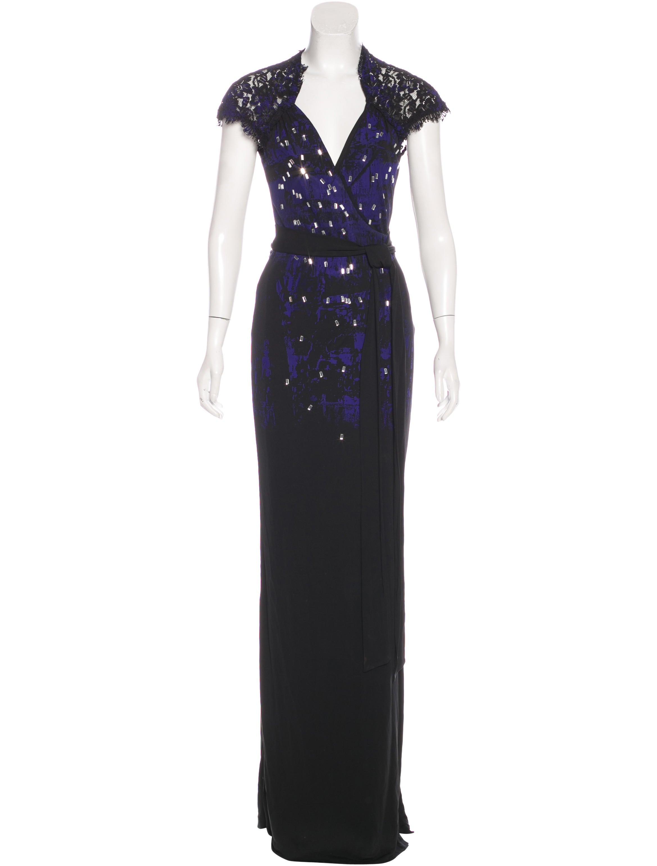 libertine bead embellished wrap dress clothing
