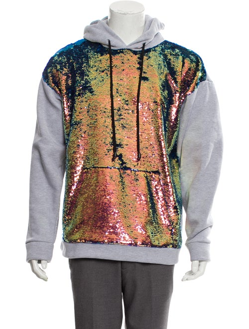 2018 Sequin Pullover Hoodie W/ Tags by Libertine