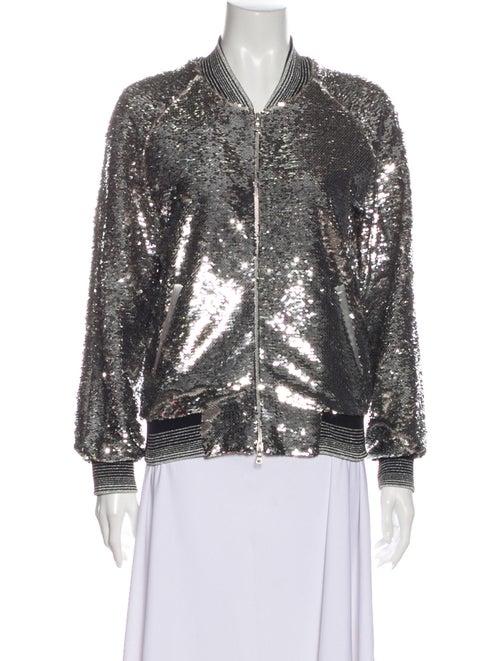 Libertine Evening Jacket Silver