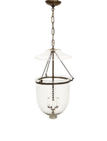 Bell Jar Light Fixture