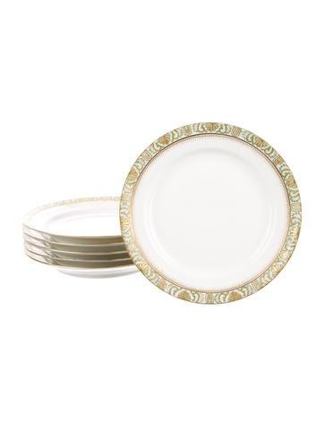 Limoges Dessert Plates None