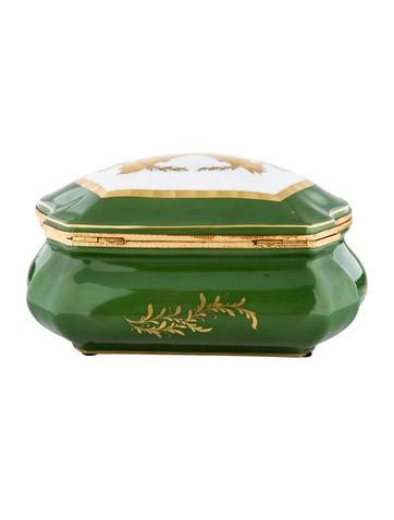 limoges porcelain box decor and accessories lim20450. Black Bedroom Furniture Sets. Home Design Ideas