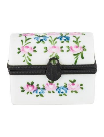 Porcelain Box None