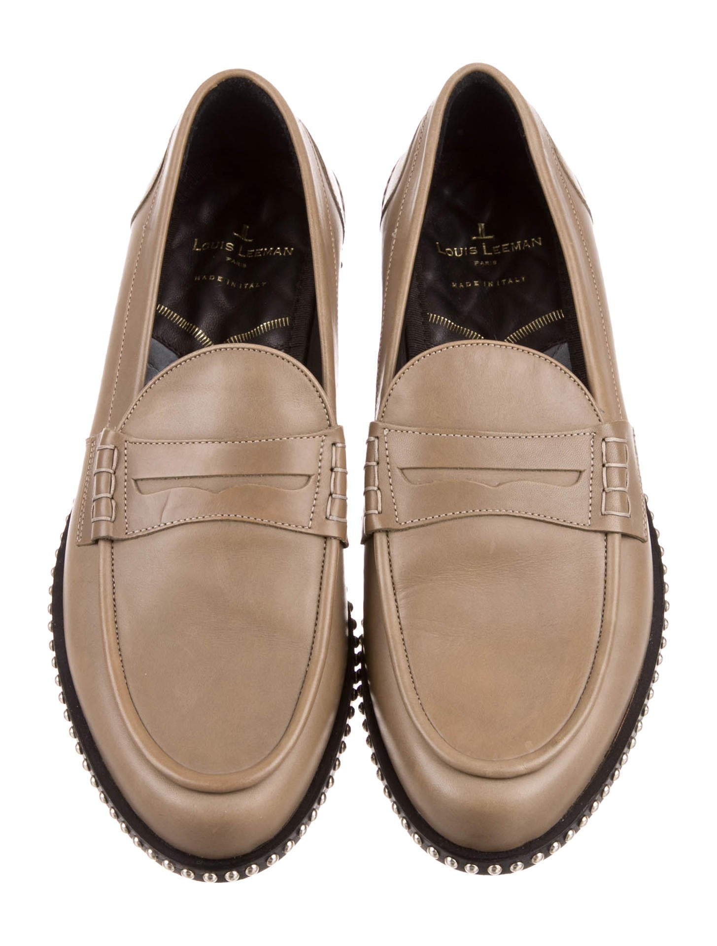 Taja Studded Leather Loafers. $ HIRAETH Arbus Studded Leather Loafers. $ HIRAETH Louise Faux-Leather Loafers. $ Sies Marjan Adele Stamped Patent Leather Penny Loafers. $ LEANDRA MEDINE Wool Double-Monk-Strap Loafers WELCOME TO THE BARNEYS NEW YORK PRIVATE JEWELRY SALE.