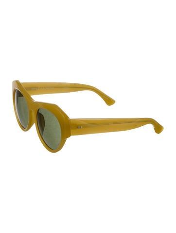 x Dries Van Noten Sunglasses