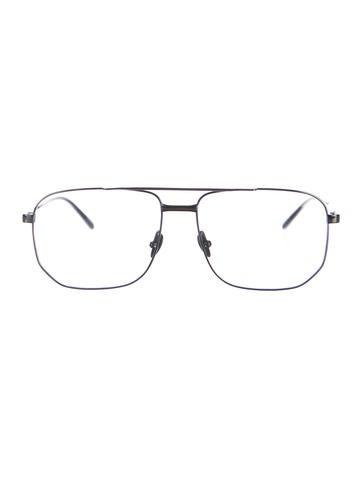 Thin Metal Eyeglasses