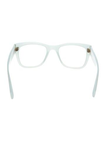 Frosted Resin Eyeglasses