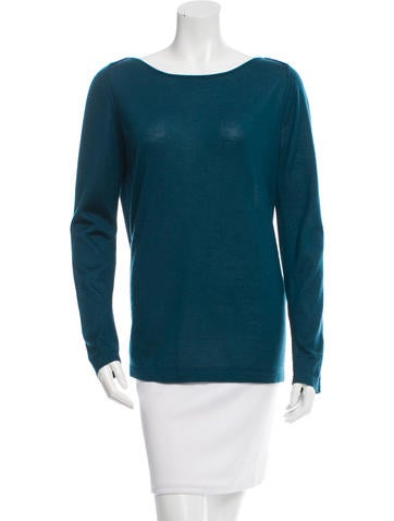 Loro Piana Rib Knit Cashmere Sweater None