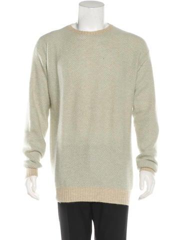 Loro Piana Cashmere Textured Sweater None