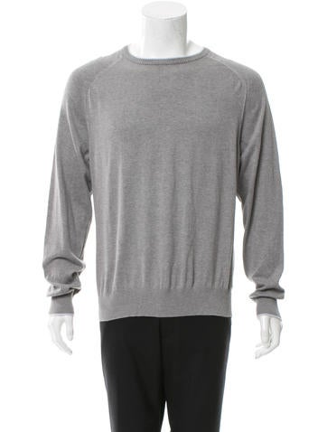 Loro Piana Pullover Crew Neck Sweater None