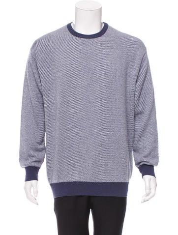 Loro Piana Patterned Cashmere Sweater None