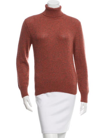 Loro Piana Cashmere Turtleneck Sweater None
