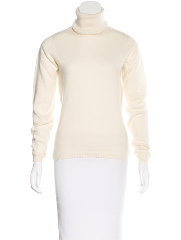 Loro Piana Turtleneck Cashmere Sweater None